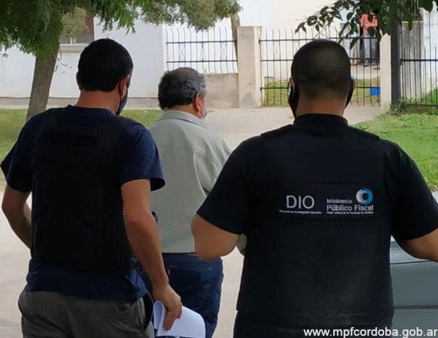 Se secuestró material probatorio que será analizado en el Laboratorio forense de Policía Judicial