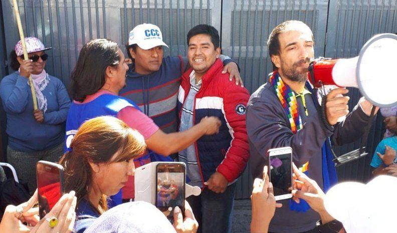 Liberaron a dirigentes opositores en Jujuy