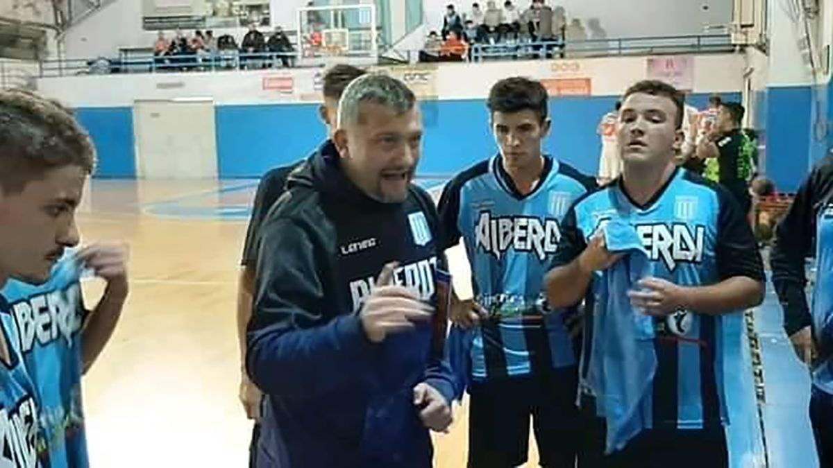 Martín Benavídez: Sin la pelota en la mano es muy difícil motivarse