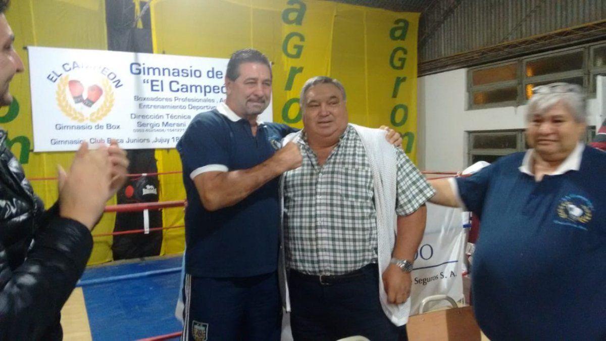El deporte, de luto: murió el mítico boxeador Juan Martillo Roldán