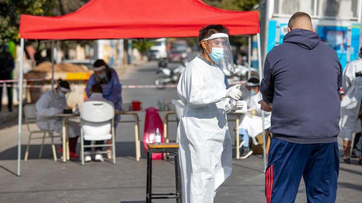 La provincia informó 762 contagios