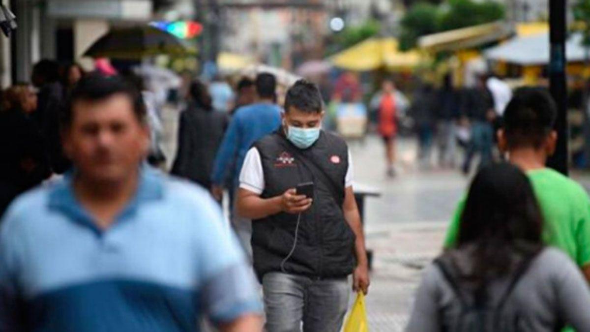 Argentina confirmó 12.141 nuevos casos de coronavirus.
