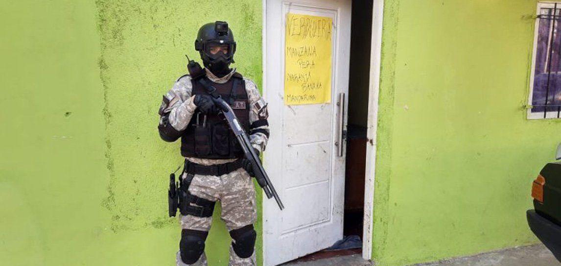 Córdoba: usaban la domiciliaria para seguir vendiendo droga