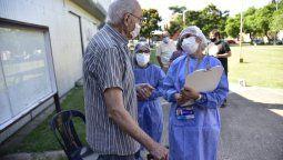 De las dosis recibidas, son 600 Sputnik V para personas mayores de 70 años que se colocarán en el centro de vacunación emplazado en el Centro Cultural Comunitario Leonardo Favio.