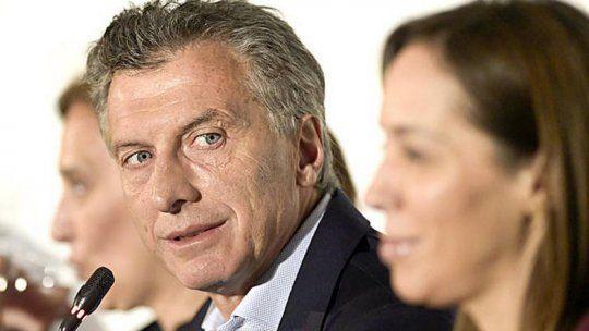 Creo que Larreta está muy bien posicionado para presidente en 2023, pero hoy hay que jugar el 2021. Hoy tiene que lograr un consenso para evitar las PASO, dijo Macri.
