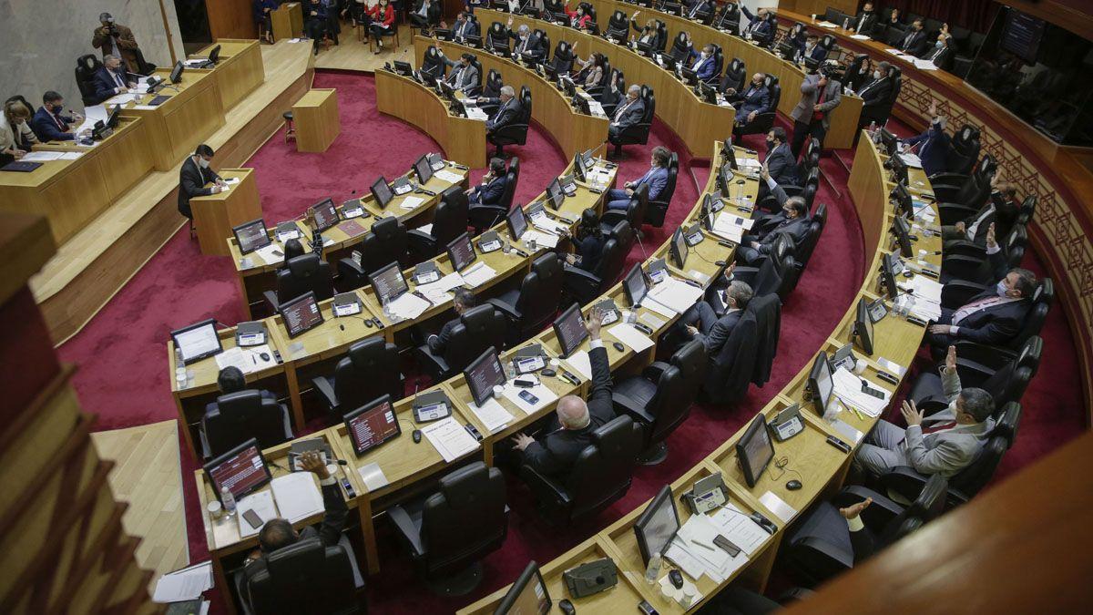 La legislatura provincial aprobó la ley con una amplia mayoría.