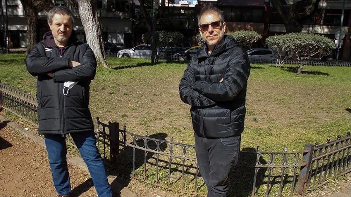 Fernando Sánchez y Daniel Riera