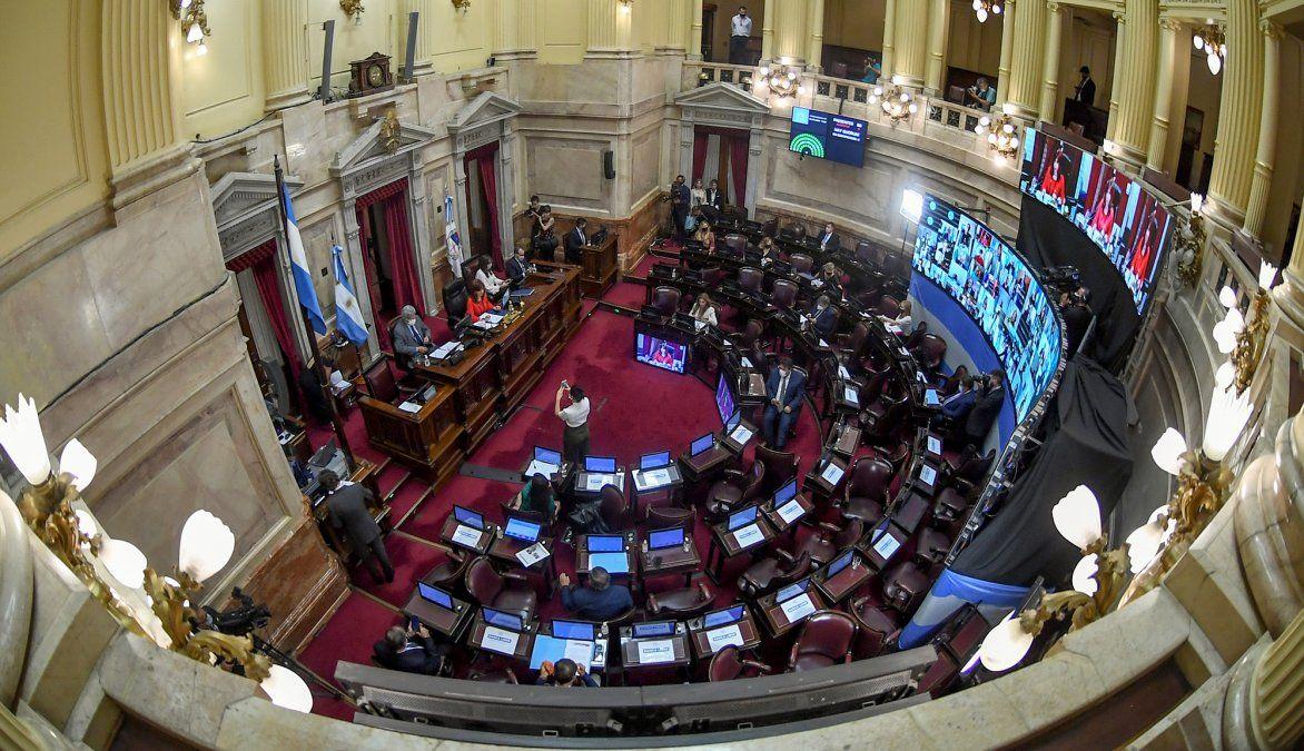 El Senado convirtió en ley el jueves la reforma del impuesto a las Ganancias. Sólo hubo una abstención y ningún voto en contra.