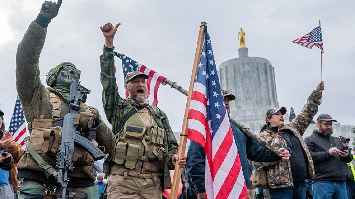 El ataque al Capitolio:¿autogolpe, terrorismo, sedición o la tormenta perfecta?