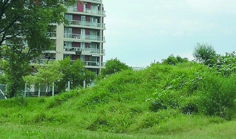 "La UCR denuncia que la obra del Parque Pereira ""está totalmente paralizada"""