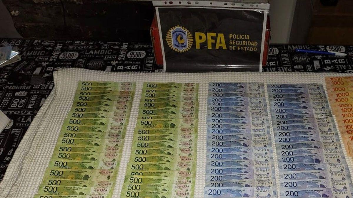 Los operativos fueron desarrollados por la Policía Federal.