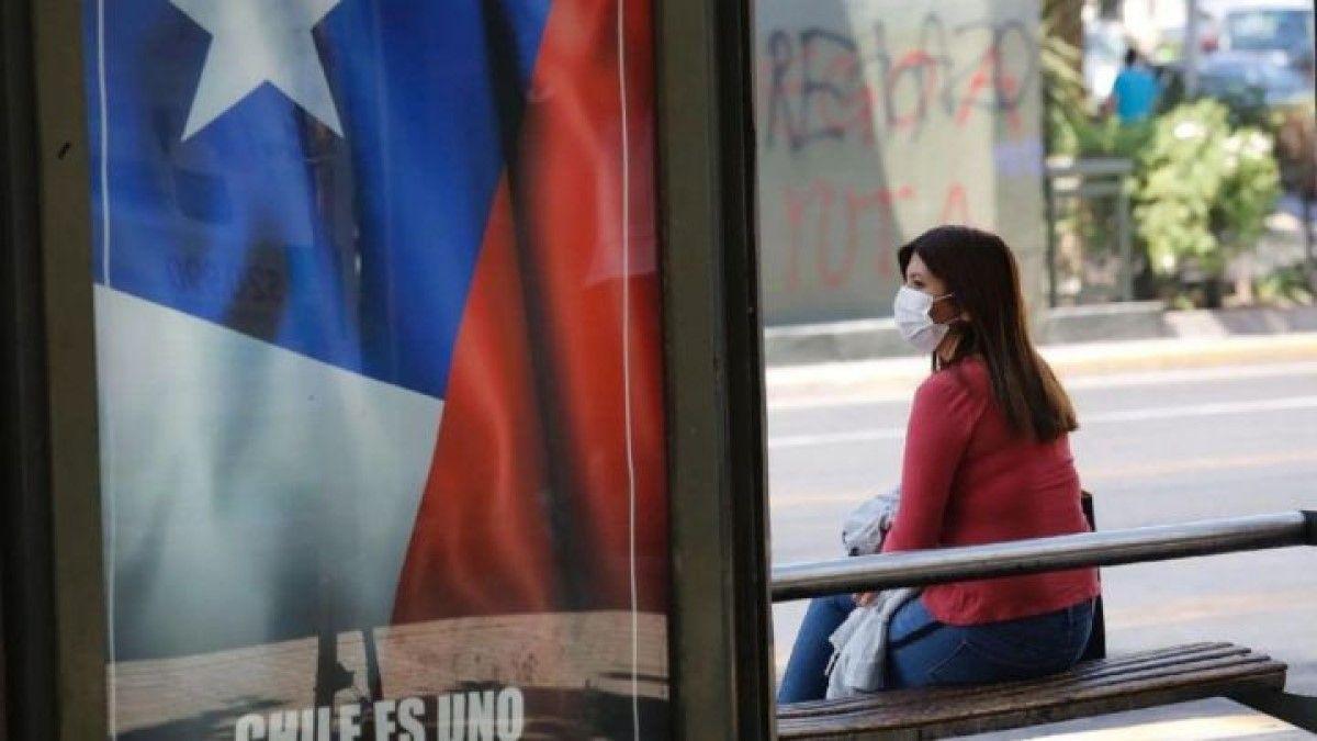 Chile ya tiene este año más muertos por coronavirus que en todo 2020