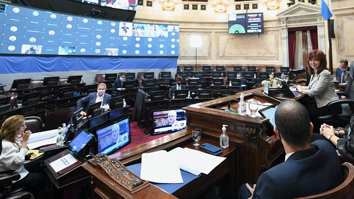 Dictamen favorable para Ganancias en el Senado