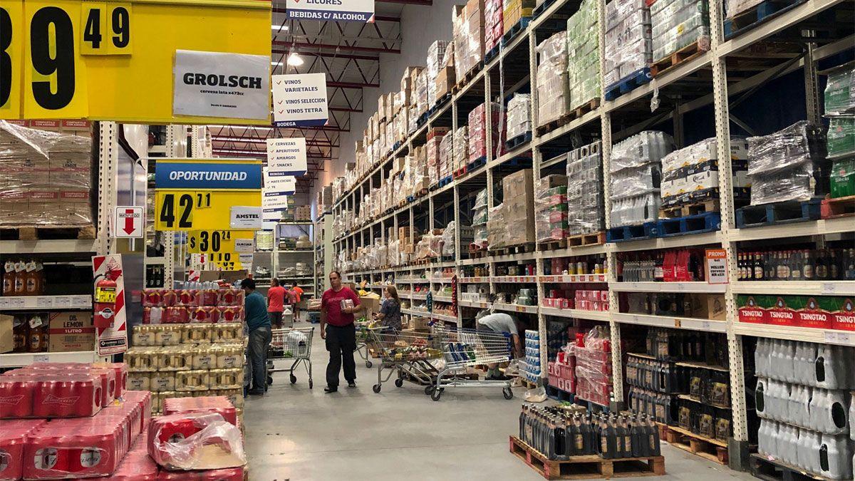 Los precios mayoristas subieron 3,7% en septiembre