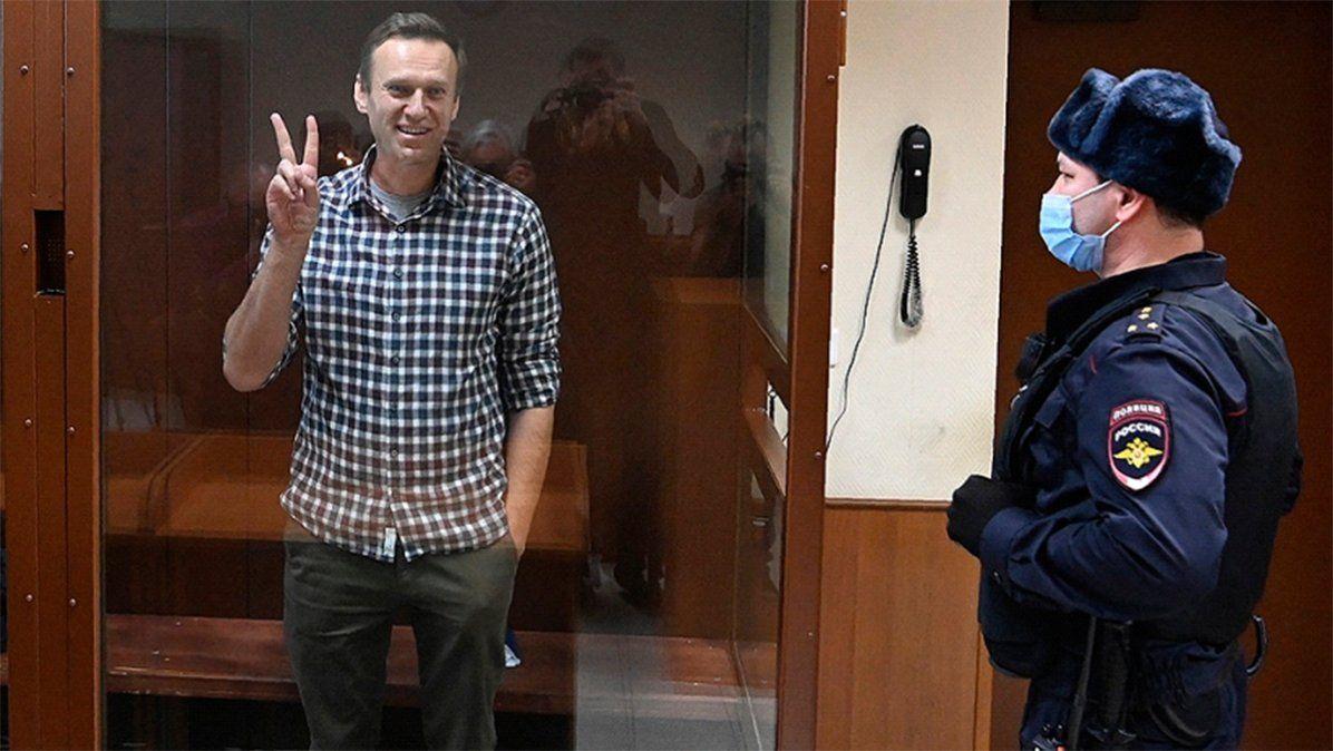 El líder opositor Alexey Navalny condenado por difamación