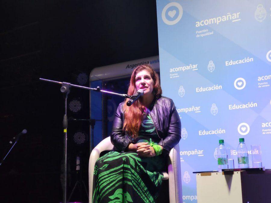 Luciana Peker:Como todos los femicidios, es una muerte evitable