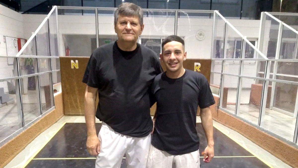 Rubén Pinotti y Kevin Rista representarán a la Asociación Villa María en General Cabrera.