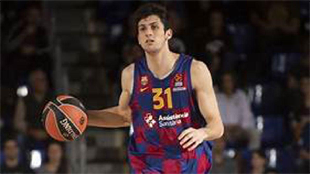 Bolmaro fue elegido para ingresar a la NBA