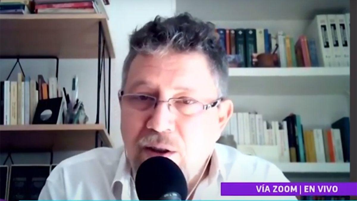 El presidente de la Asociación de Psiquiatras Argentinos (APSA)