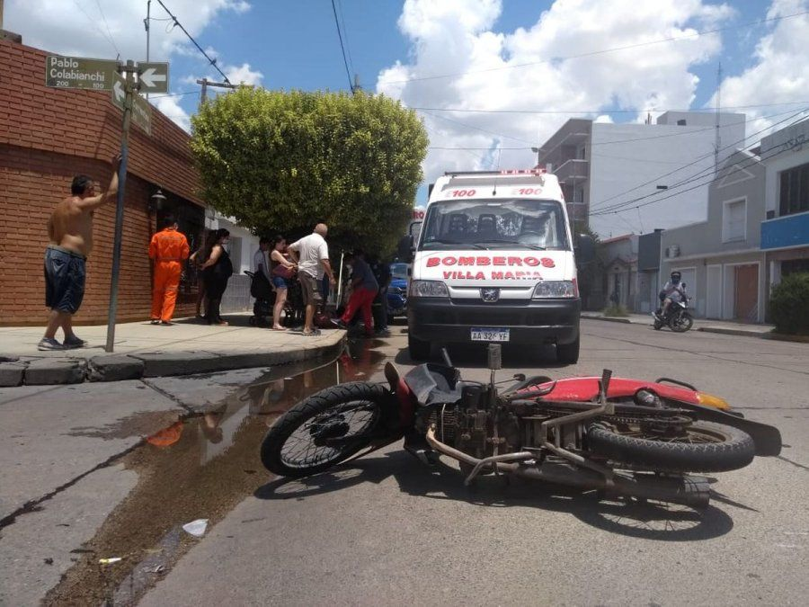 Motociclistas participan en  7 de cada 10 accidentes que  se producen en la ciudad