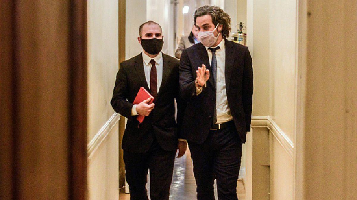 En los pasillos del Gobierno buscan alcanzar un equilibrio no sólo en las cuentas