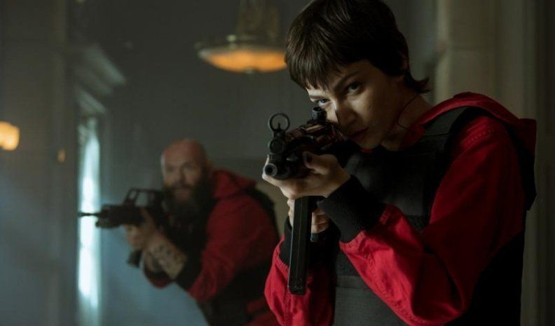 Drama, sangre y suspenso, lo que dejó el nuevo trailer de la Casa de Papel