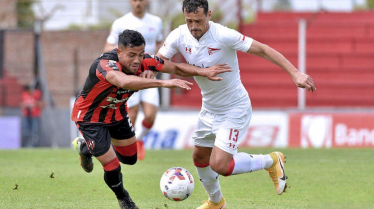 Estudiantes de La Plata le ganó por 2 a 1 a Patronato