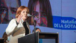 """Alejandra Vigo insistió:""""Estamos más convencidos que nunca, tenemos una firmeza más firme que cuando empezamos, porque vamos a ir a la Nación y lo tenemos claro""""."""