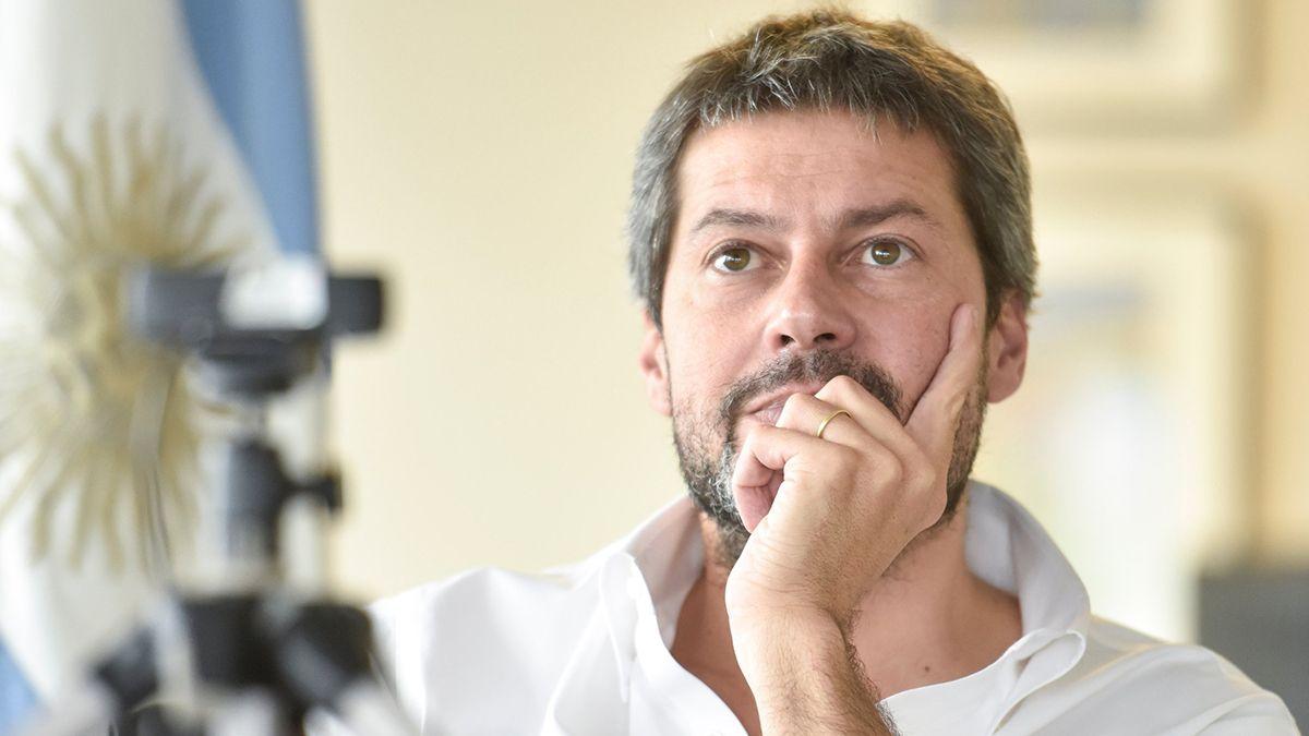 Matías Lammens anunció una suba en las becas de los atletas
