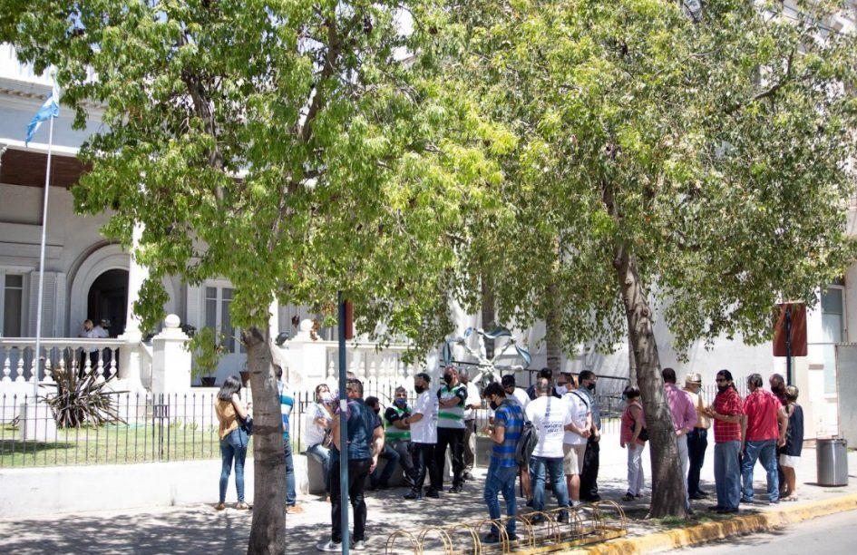 El oficialismo acompañó el pedido de licencia y la oposición dio la negativa