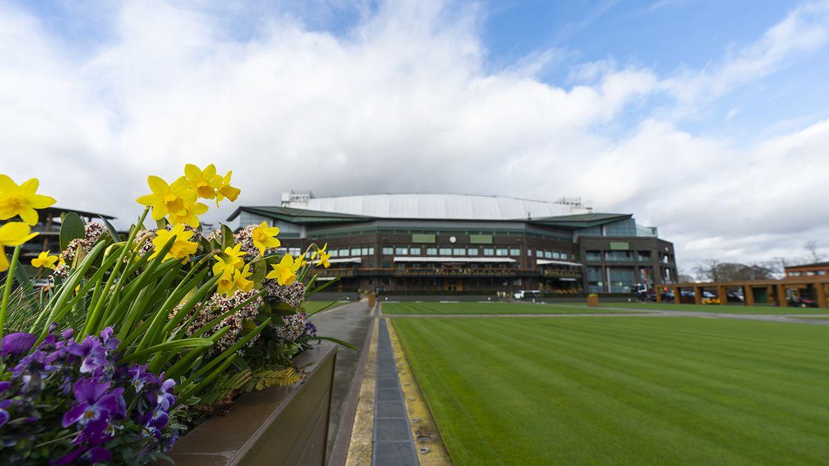 Comienza Wimbledon 2021