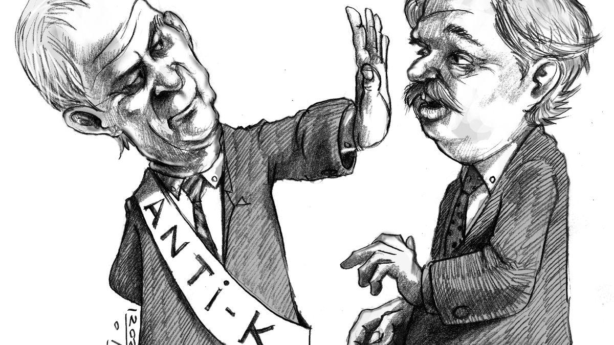 Milagros, encuestas y un gobernador más antikirchnerista