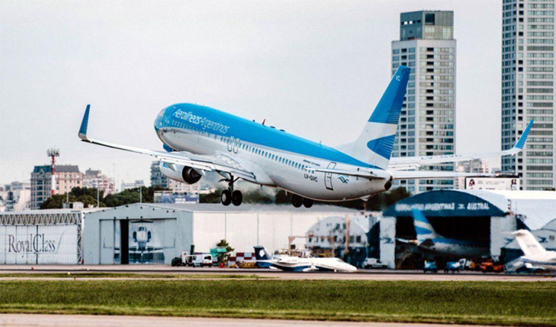 Partió el avión argentino a China para traer vacunas de Sinopharm