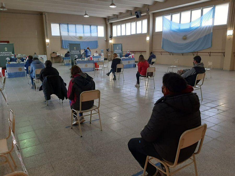 Villa Nueva: el fin de semana no funcionará el vacunatorio