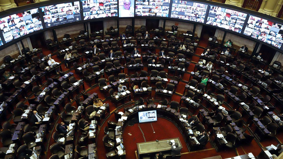 Está prevista una extensa sesión en Diputados para tratar los cambios en Ganancias.