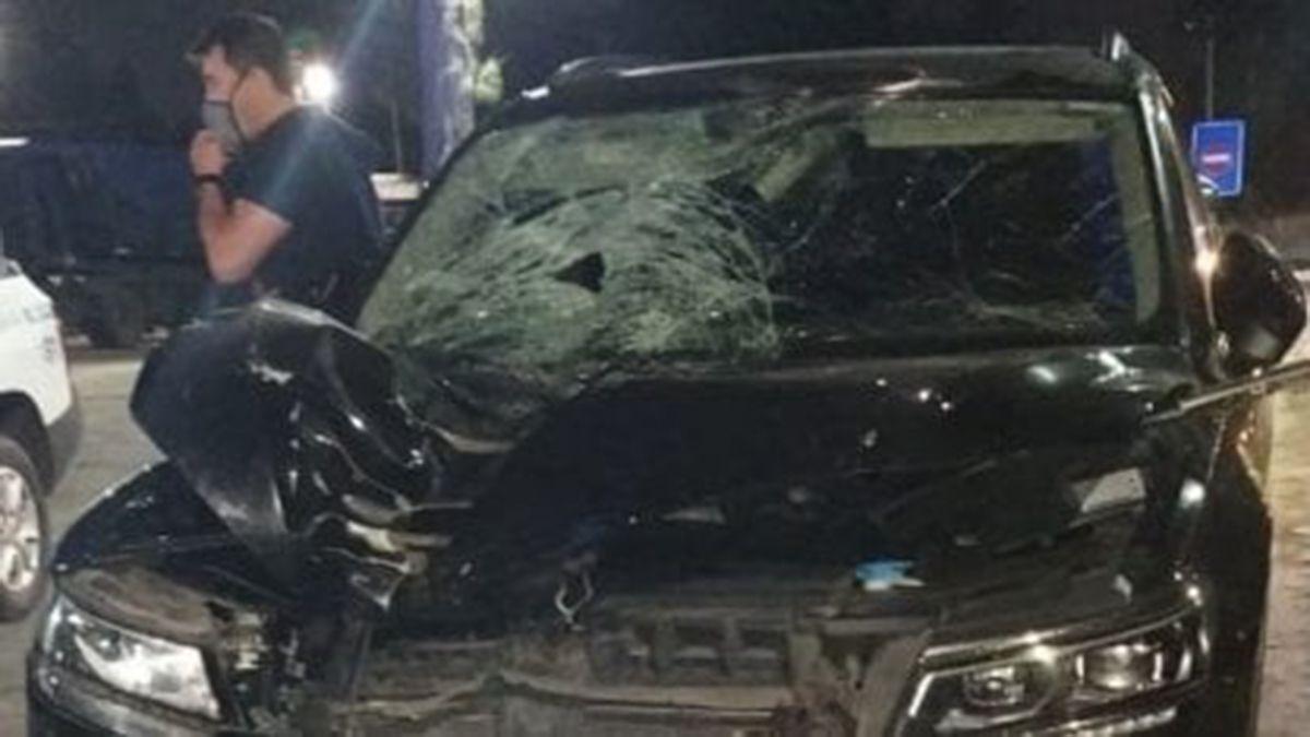 Un hombre murió atropellado por el exarquero Pablo Cavallero