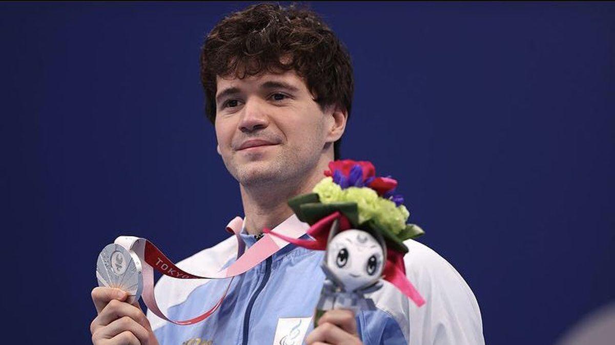 Sexta medalla argentina en los Juegos Paralímpicos
