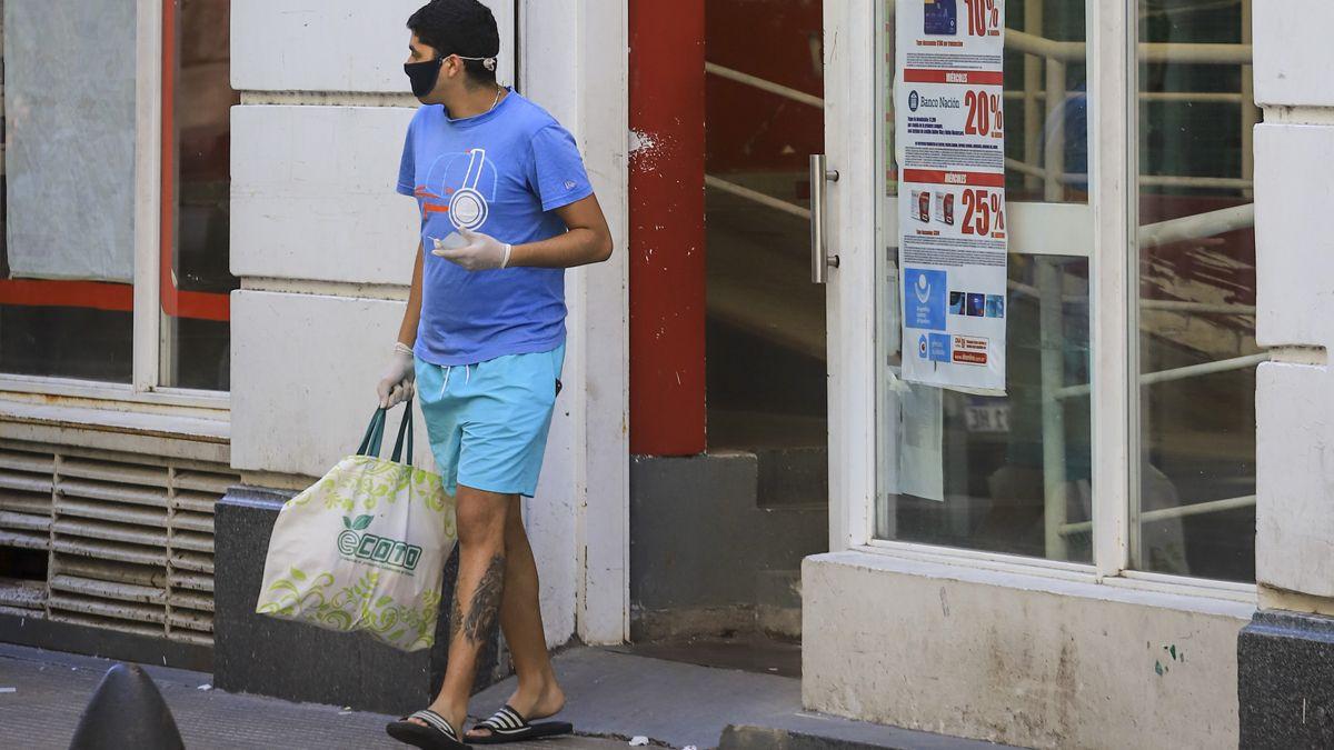 La compra de alimentos moderó su incremento y se amesetó en las últimas semanas de agosto.