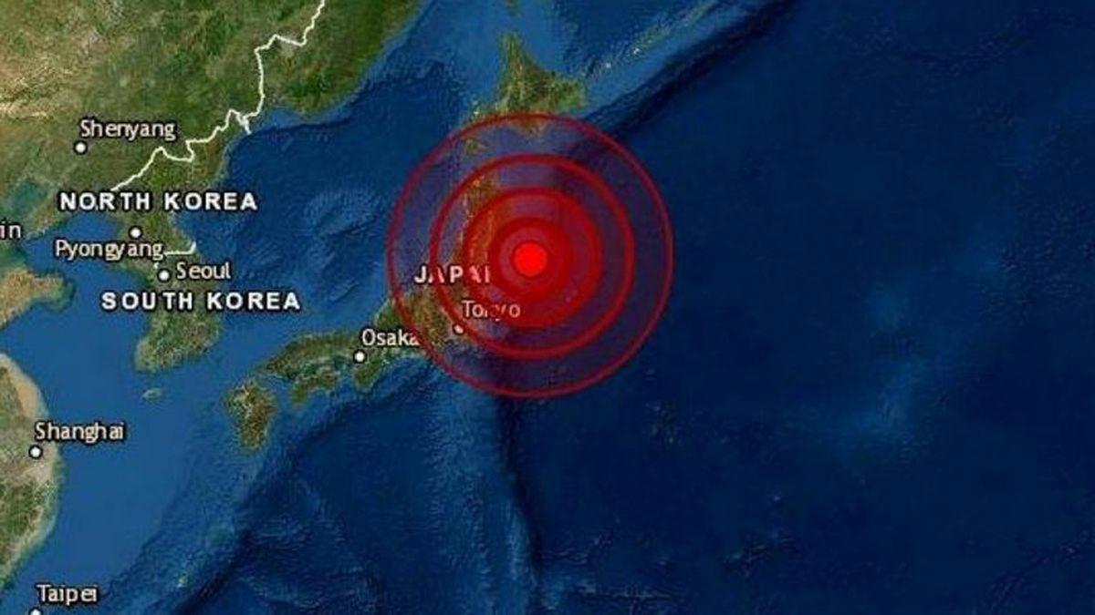 Un sismo de 6.8 grados deja al menos tres heridos leves en Japón