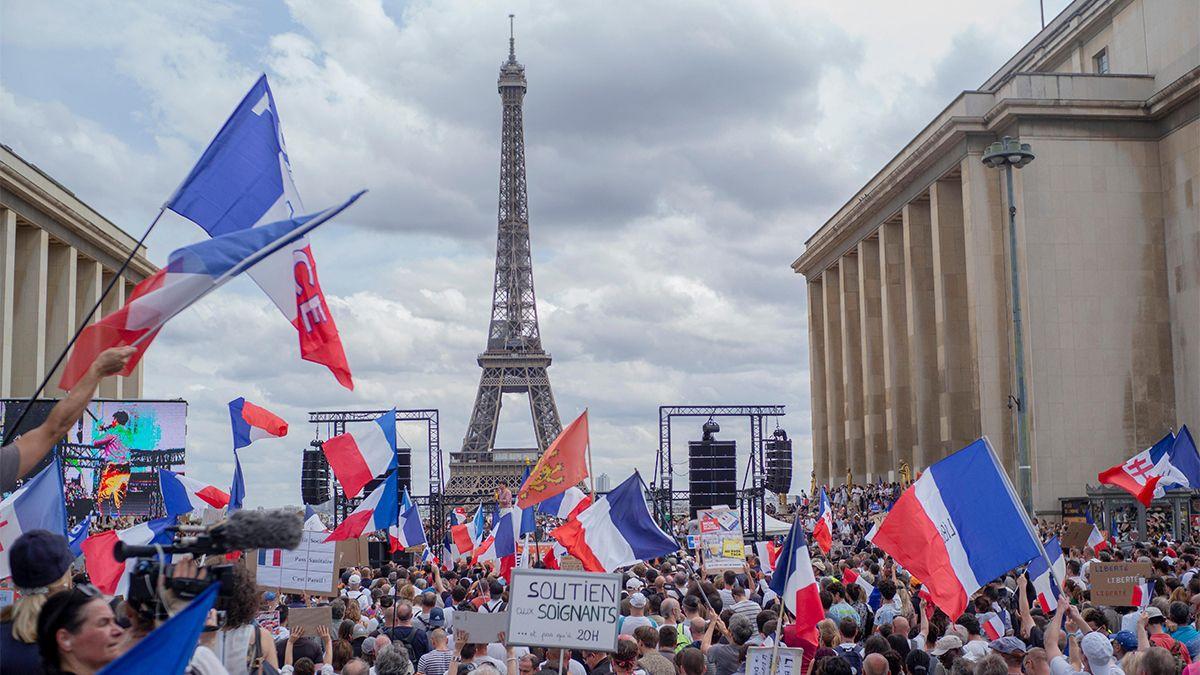 La medida había sido aprobada por un decreto de Macron