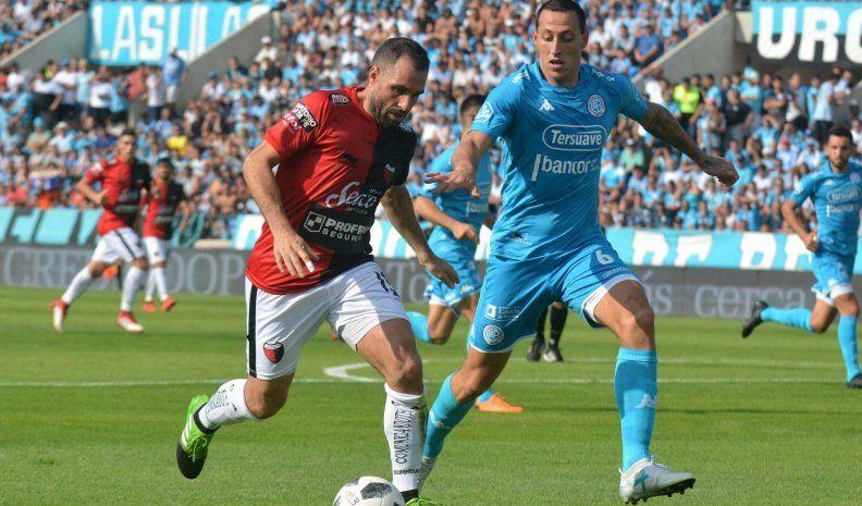 Belgrano venció a Colón