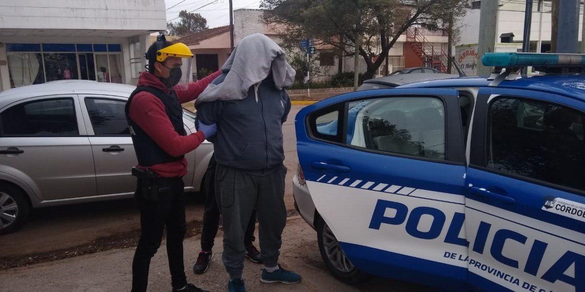 La detención se llevó a cabo en la ciudad de Bell Ville