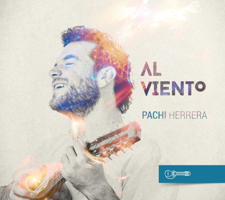 Pachi Herrera presenta Al Viento.