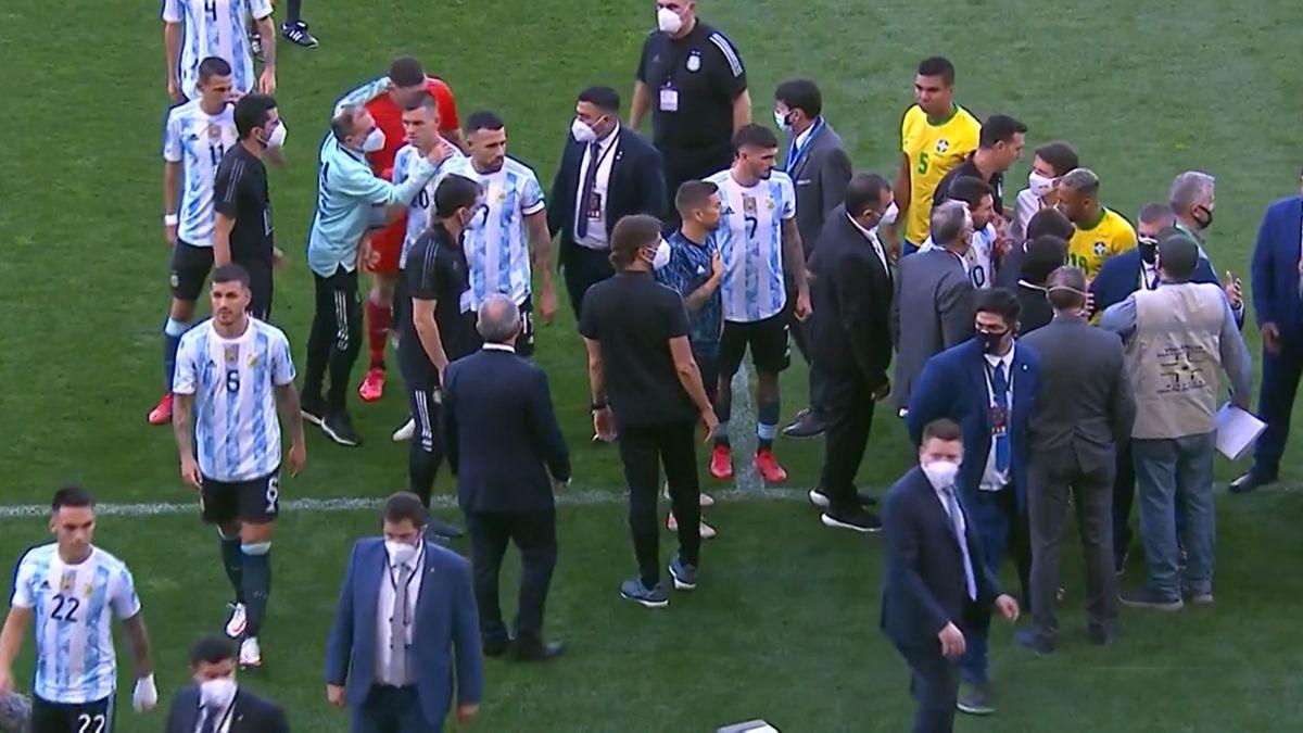 La AFA es paciente respecto del partido con Brasil
