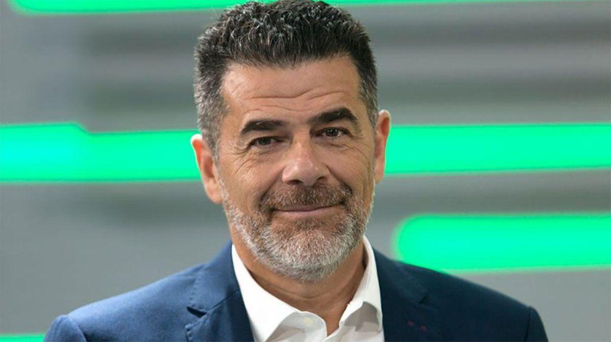 Julián Weich (Foto: La Nación)