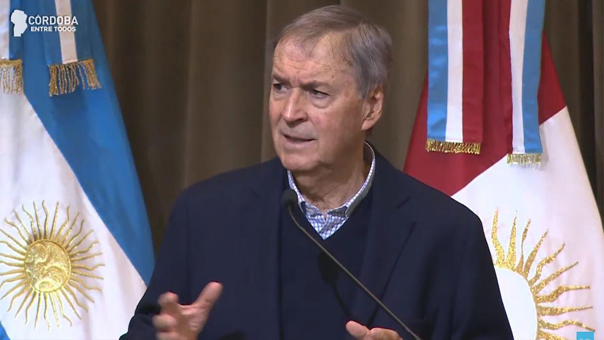 El gobernador Juan Schiaretti presentó el Plan Provincial de puesta en valor de Áreas Naturales Protegidas.