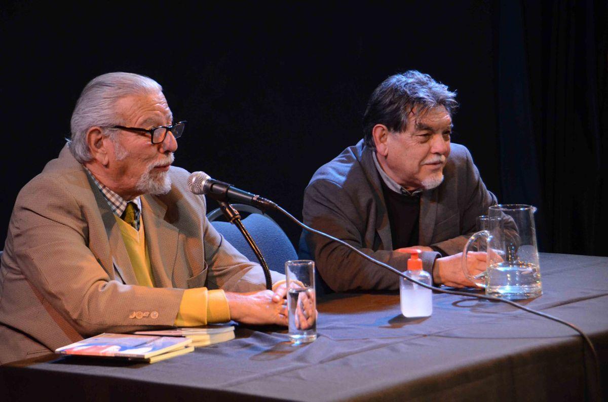 El escritor argentino Leopoldo Teuco Castilla
