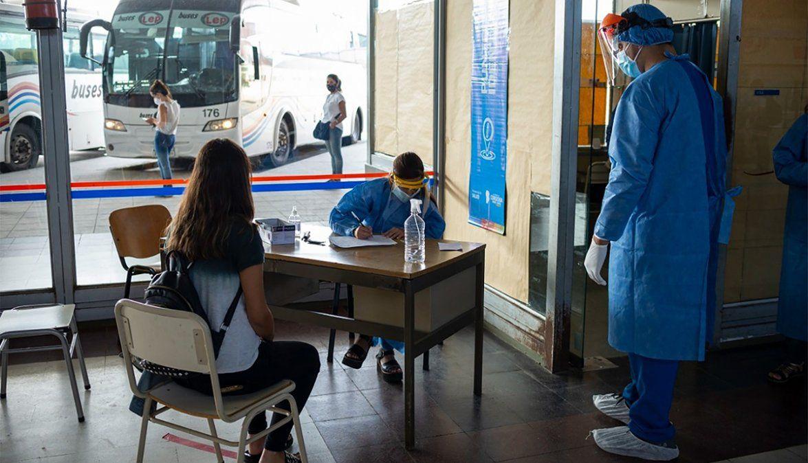Testeos:Damos prioridad a los pasajeros, dijo Stefanini