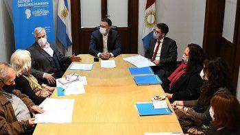 La Comisión de la Memoria adhirió al proyecto de ley para transferir