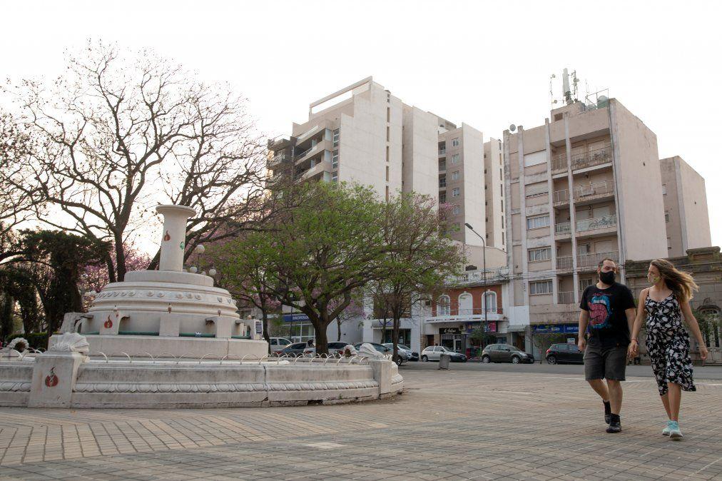 Se realizarán controles para el resguardo de los valores declarados como monumento histórico nacional.
